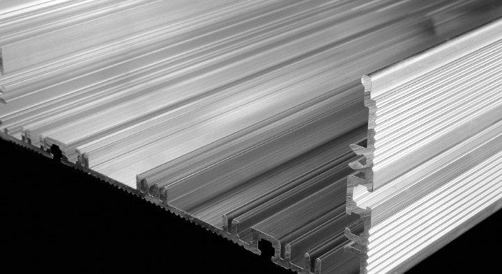 پروفیل آلومینیوم قالب اختصاصی
