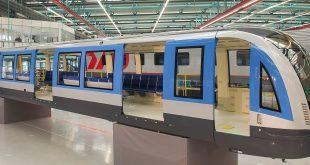 کارخانه تولید پروفیل آلومینیومی واگن قطار مترو