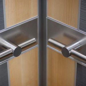 پروفیل آلومینیوم آسانسور